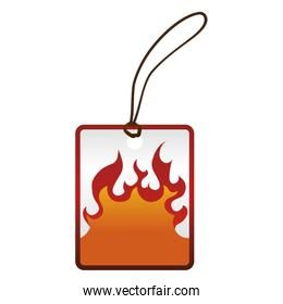 Hot sale shopping tag