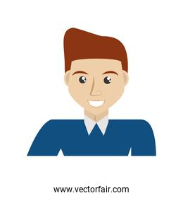 adult male avatar young