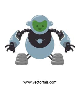 robot toy funny