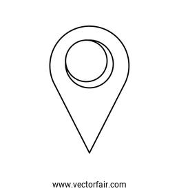 Pointer map location symbol