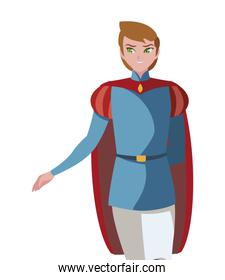 prince charming of tales character