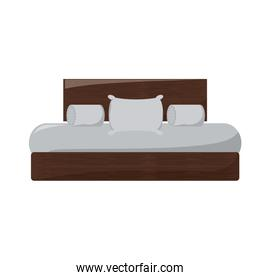 double bed icon image