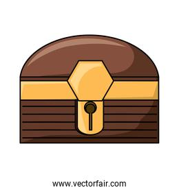 Treasure chest box design