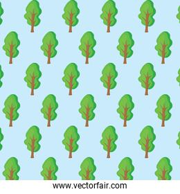 trees background design