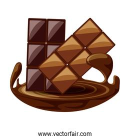 chocolate bars icon