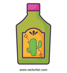 Tequila bottle design