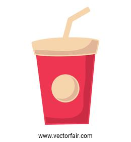 soft drink cup icon