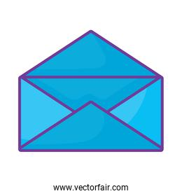 envelope and document