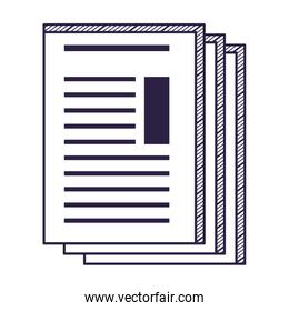 documents sheets icon