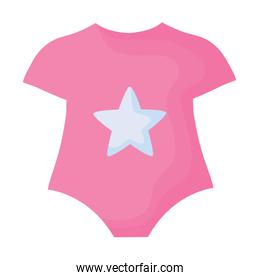 pink baby clothes design