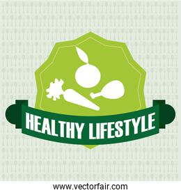 Fitness and healthy lifestyle  design