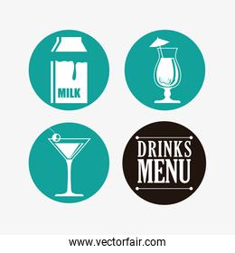 Drinks collection design