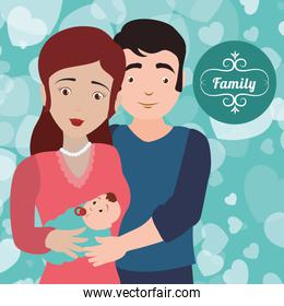 Family and roles design