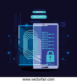 data security fingerprint technology