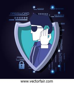 data security technology with agent