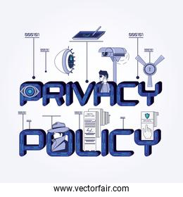 privacy policy digital security