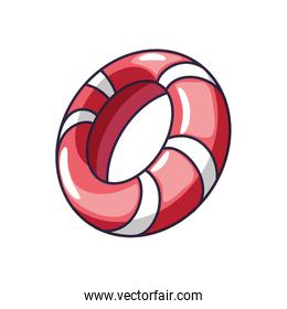 float protection summer accessory icon