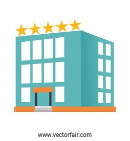City design. building icon. isolated image. vector graphic
