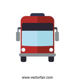 truck transportation delivery travel icon. Vector graphic