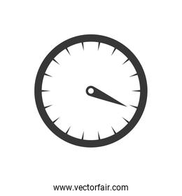 weight scale measure balance icon. Vector graphic