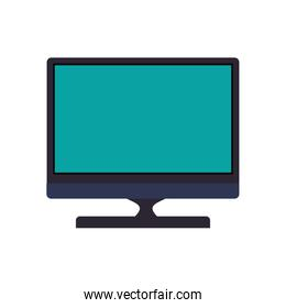 computer gadget technology icon. Vector graphic