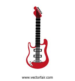 guitar instrument music sound icon. Vector graphic