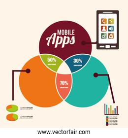 cellphone mobile apps design