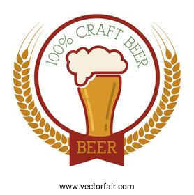 premium quality craft brew beer