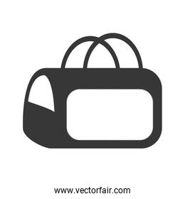 hand bag isolated icon