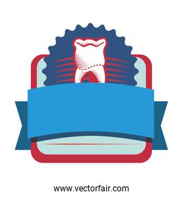 dental healthcare isolated icon