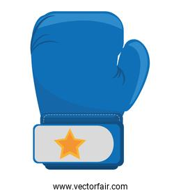 boxing gloves equipment icon