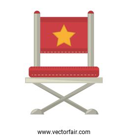 red chair star director film
