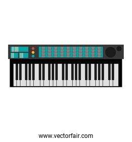 electric piano keyboard instrument music