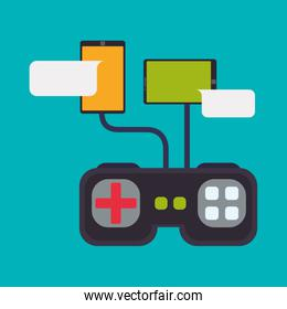 gamepad control smartphones connection playing