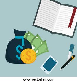 collection banking finance elements