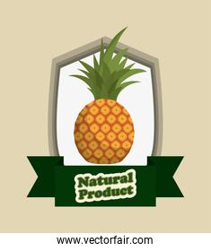 pineapple food natural product