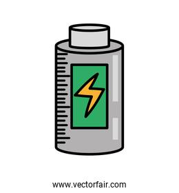 battery charging power image