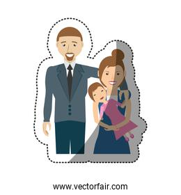 people family together image