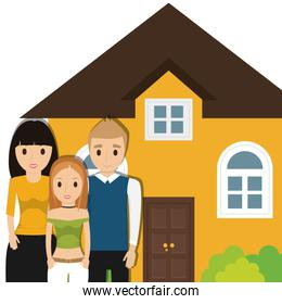 family home residential image