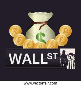 wall street new york investment