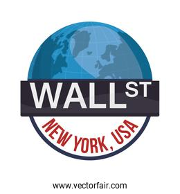 wall street new york world investment