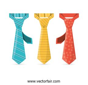 ties to used in specials days