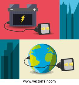 concept releated with electric energy
