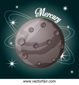 mercury planet in the solar system creation