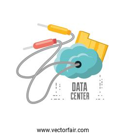 cloud connection and data center information