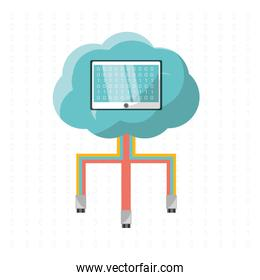 cloud computing and share information
