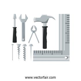 set equipment tool and repair service