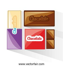 chocolate design concept