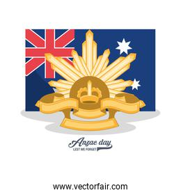 Anzac day design