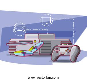 video game console icons